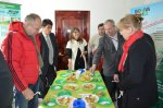 Opening of potato storage facility in Zashchitnoye