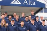 Visit to American Alta U Dairy Manager School