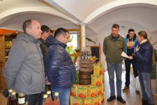Visiting of Agricultural Enterprises in Germany