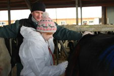 Autumn Academy of Livestock Management for students of agricultural universities