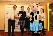 The Academy of Dairy Sciences at Media Ball in Voronezh