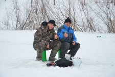 Winter fishing in EkoNivaAgro