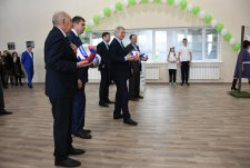 Launch of four modern dairy farms in Voronezh oblast