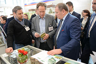 Organic enterprises from Russia at BioFach