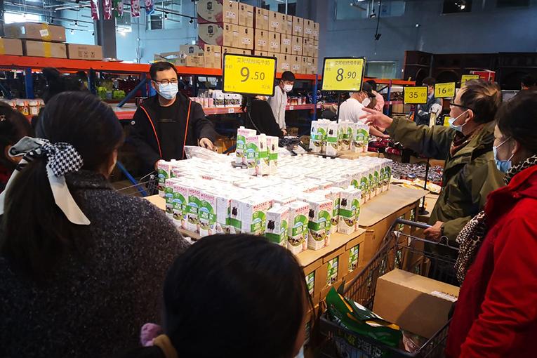 «ЭкоНива» активно развивает экспортное направление в Китай